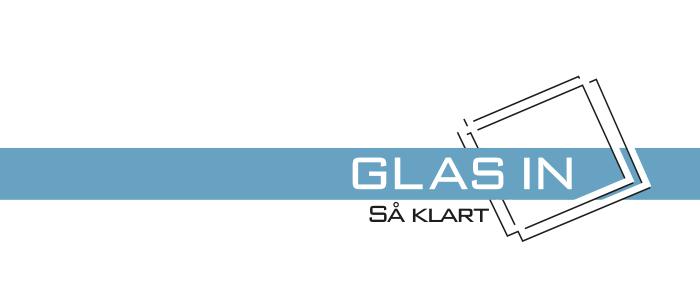 Glas In Logotyp