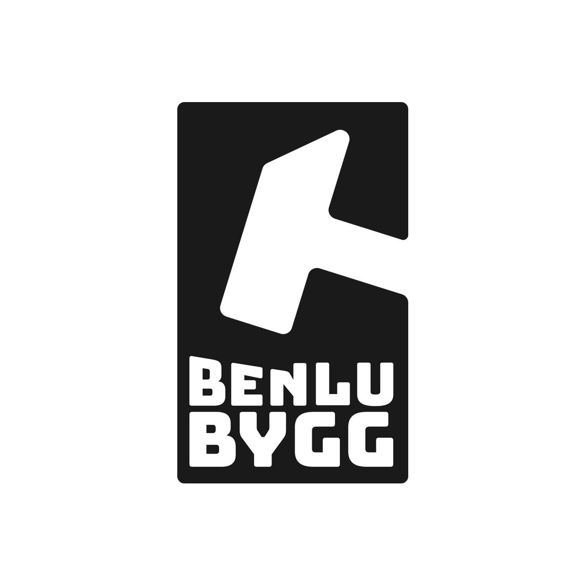 Benlu Bygg Logotyp