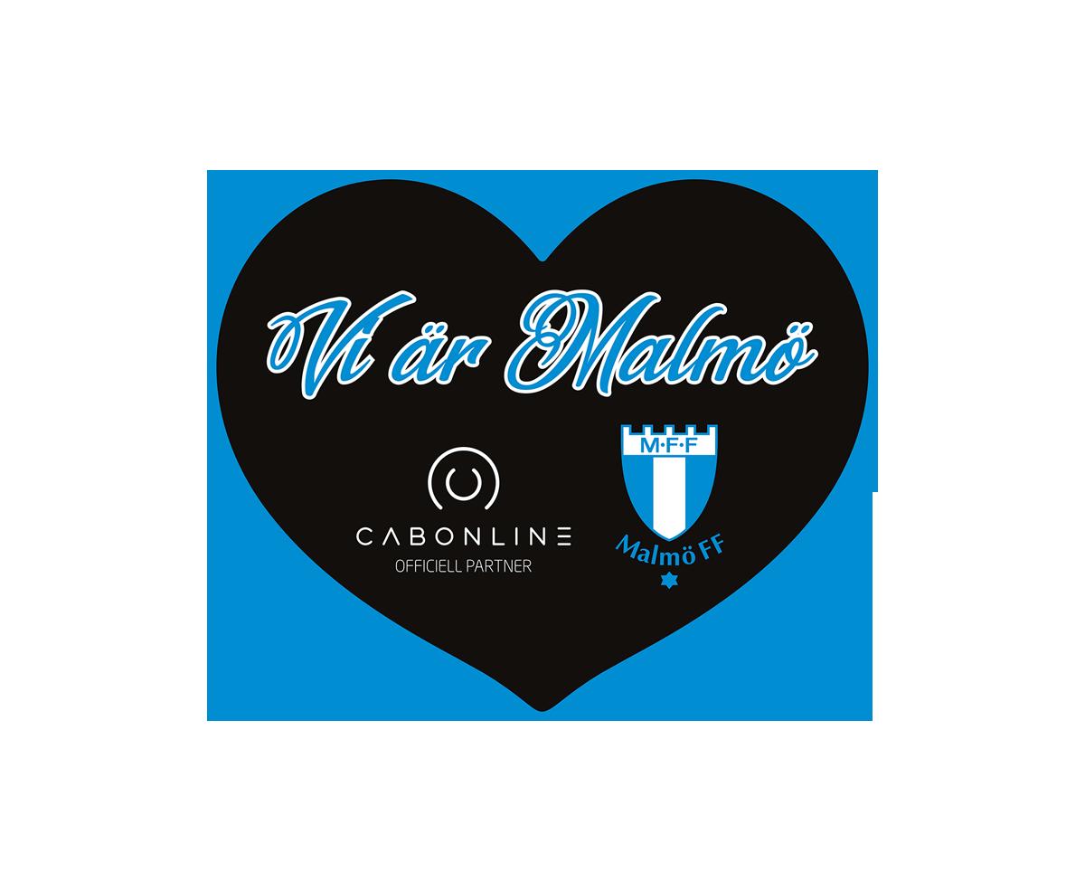 #viärmalmö Cabonline Malmö FF