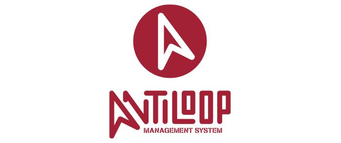 Antiloop Logotyp