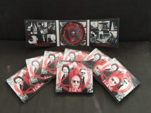 CD's waaier