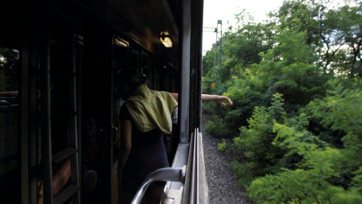 tåg genom slovakien