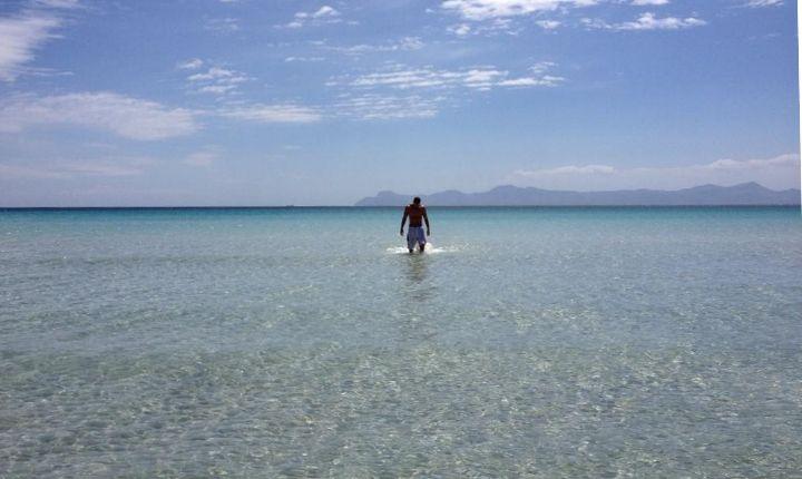 strand alcudia