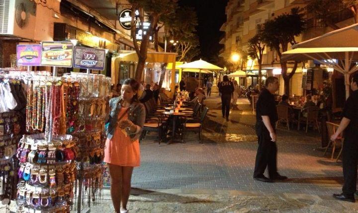 shopping alcudia