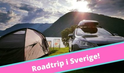 Roadtrip i Sverige – 14 sevärdheter & tips på bilsemestern!