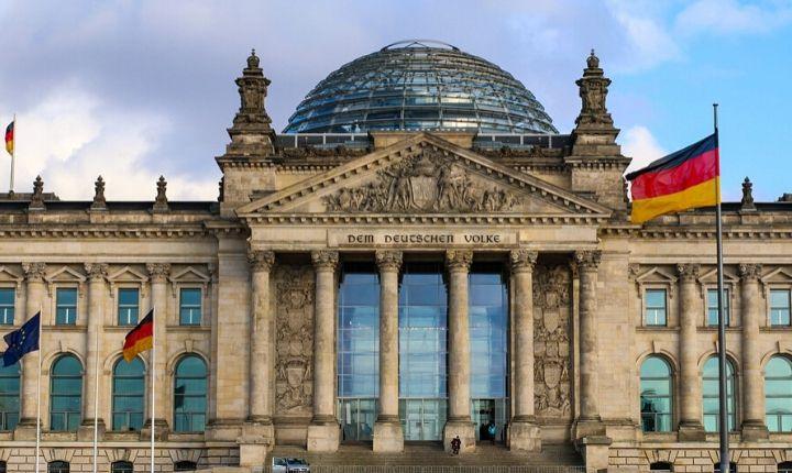 att göra i Berlin riksdagshuset
