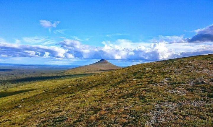 mountainbike Idre fjäll