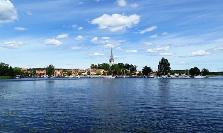 Sverige sjöar mälaren