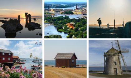 Sveriges största öar – Vilken ö är störst i Sverige till ytan?
