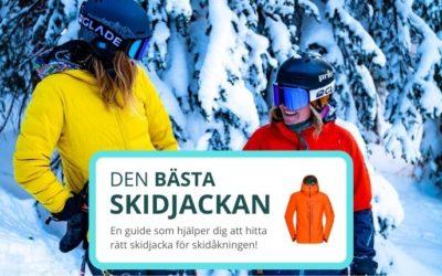 Bästa skidjackan 2020 – 5 bra jackor för alpin åkning