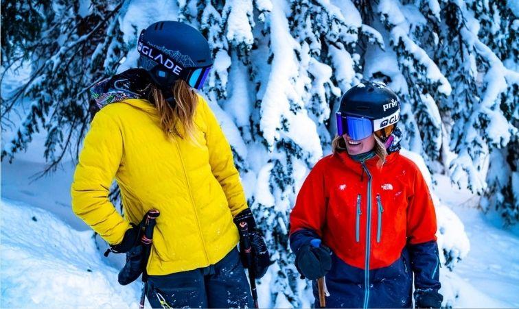 bästa skidjackan alpinskidåkning