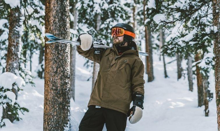 bra goggles vinter