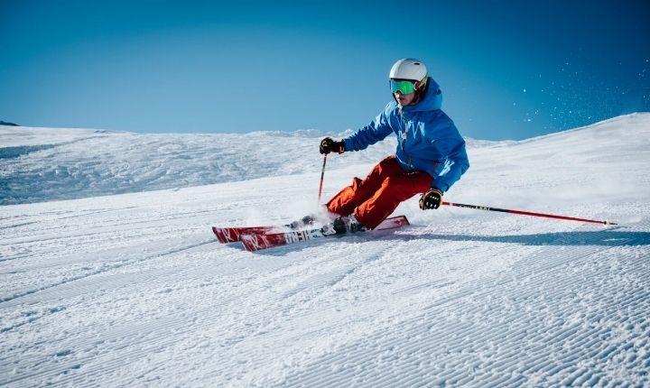 underställ alpin skidåkning