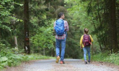 Vandra med barn – Vad ska man tänka på?