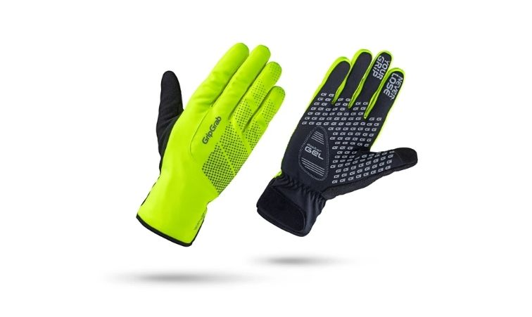 bästa mtb handskarna för vintern