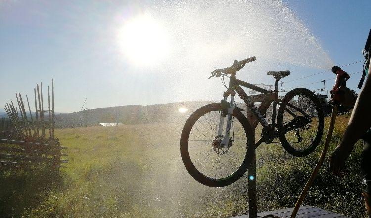 cykeltvätt idre mtb