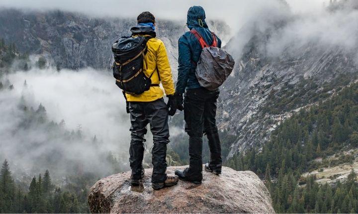 regnbyxor för vandring