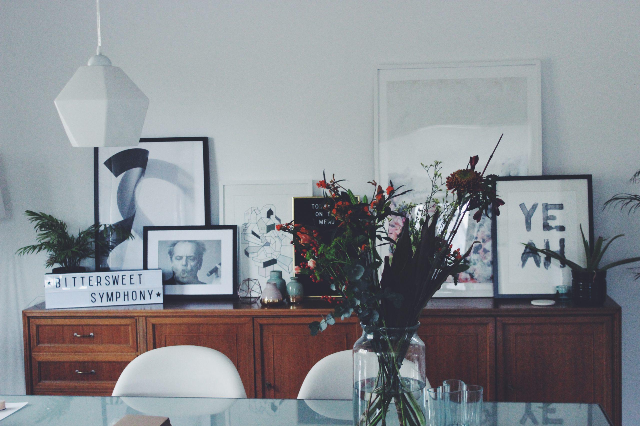 Mein {moody} Wohnzimmer im November