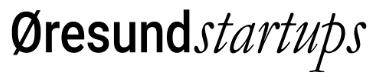 øresund startup