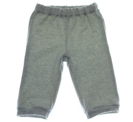 Økologiske bukser gråblå