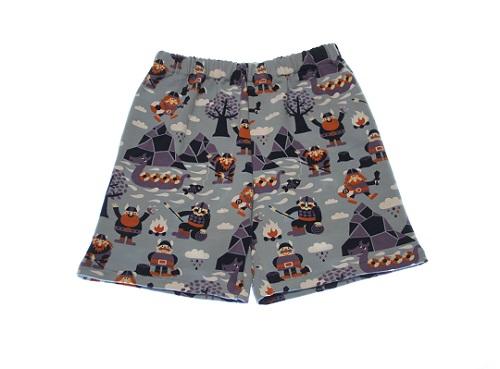 Økologisk shorts vikinger.