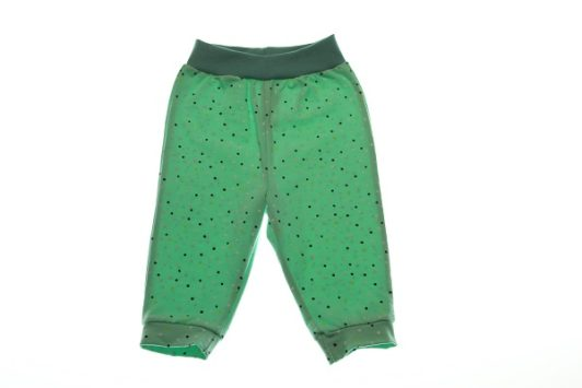 Økologisk-bukser-mint-prikker-62