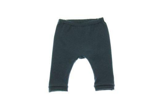 Økologiske-bukser-blå-stretch-56-68