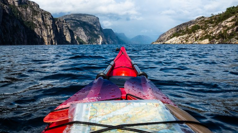 The Fjord Kayaking - Kayak Trip Norway