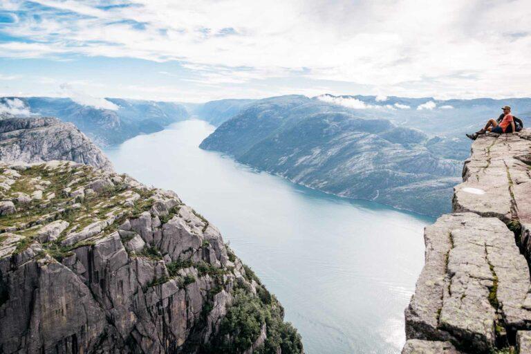 Kayaking Norway | Kayak Norway | Kayak Lysefjord
