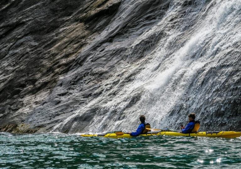 2x Kayak - Kayak Trip Norway   Kajakk i Norge   Kayaking Norway   Lysefjorden   Kajakk i Lysefjord