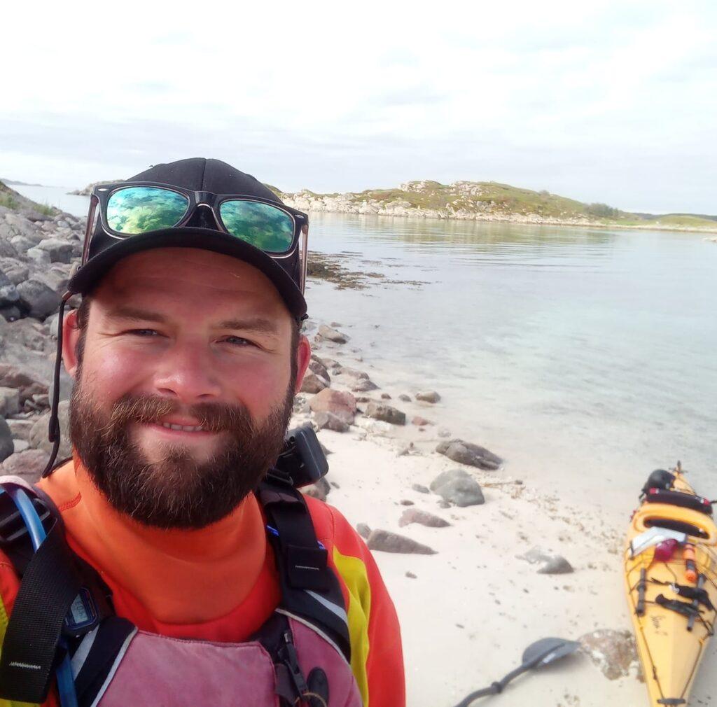 Kayak Guide Andreas Urbak