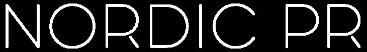 NordicPR_Logo_Hvid