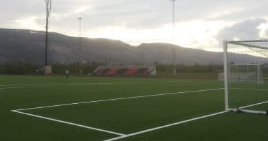 Lakselv Stadion