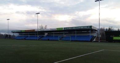Notodden Stadion Sætre