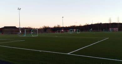 Saltstraumen Stadion