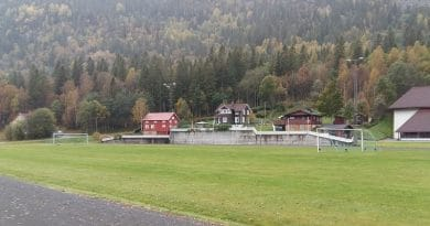 Norefjord Stadion