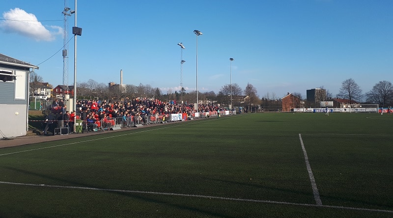 Skeid-Sandefjord 3-0 cup