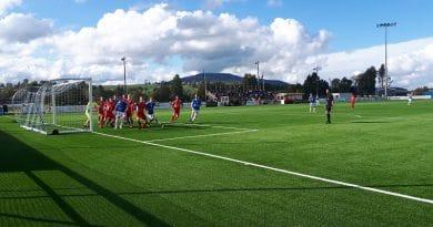 Myhrer Stadion Eidsvold TF - Skedsmo 2-0