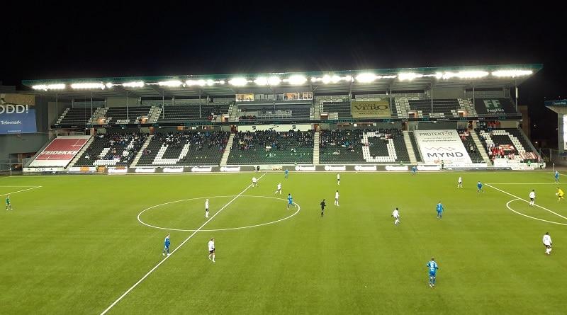 Skagerak Arena
