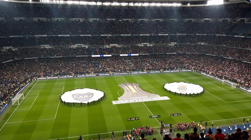 Copa Libertadores River Plate-Boca Juniors 3-1