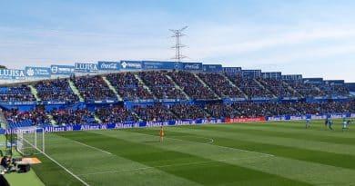Coliseum Alfonso Perez