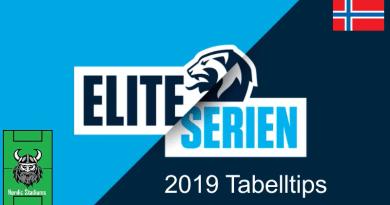 Tabelltips Eliteserien 2019