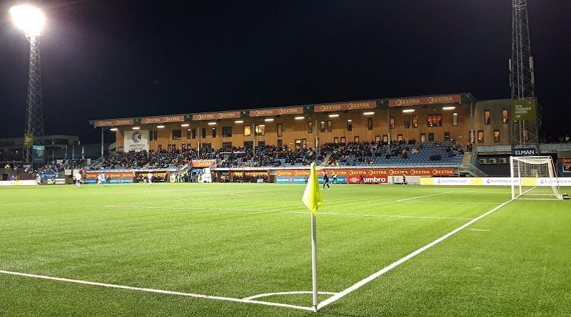 EXTRA Arena - Ranheim TF