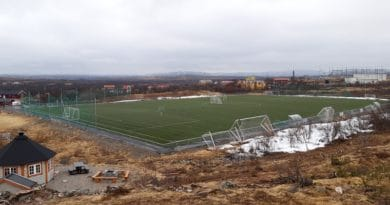 Varangerbotn Stadion