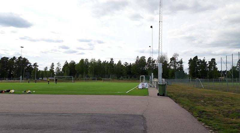 Lindsdals IP - Lindsdals IF