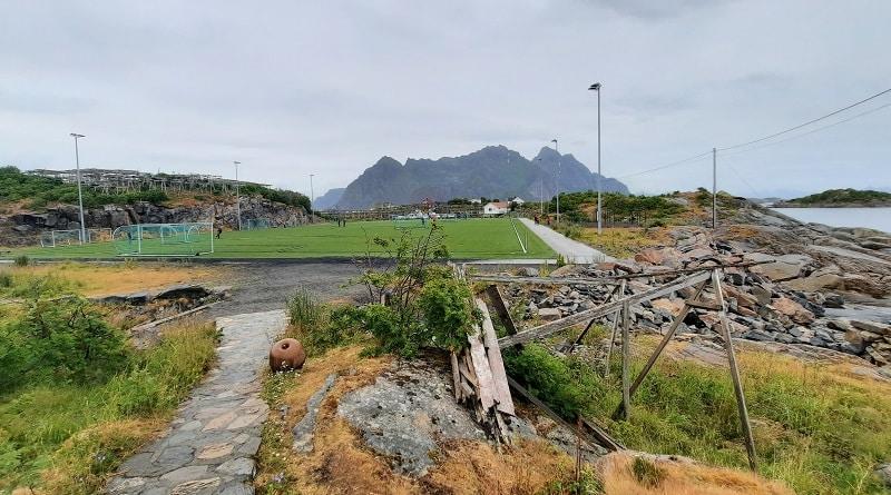Henningsvær Stadion