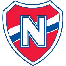 Nordlandet IL logo