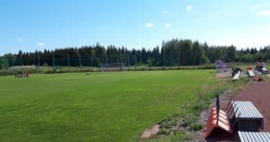 Auran Urheilupuisto - APU