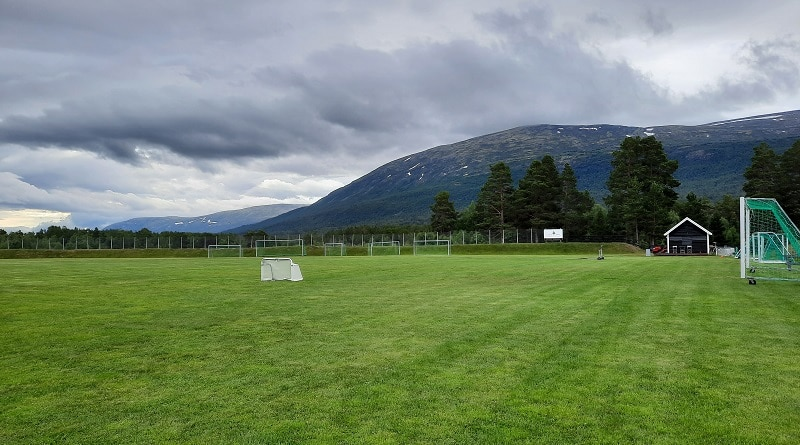 Lesjaskog Stadion