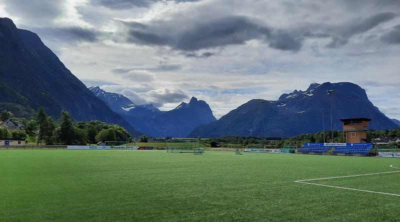 Øran Stadion